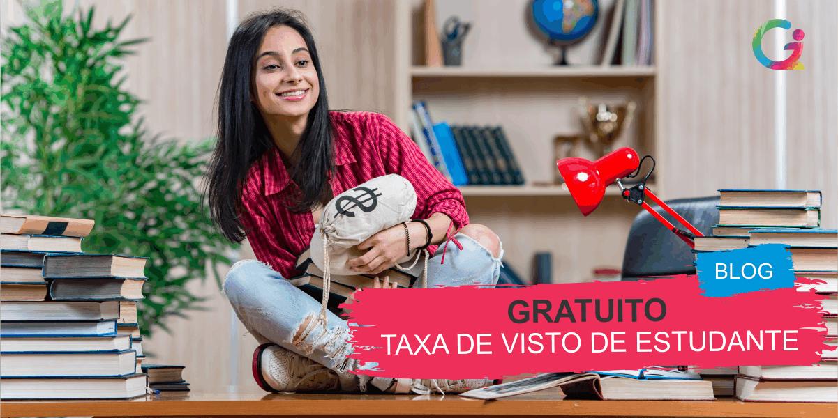 Taxa Gratuita para Estudante